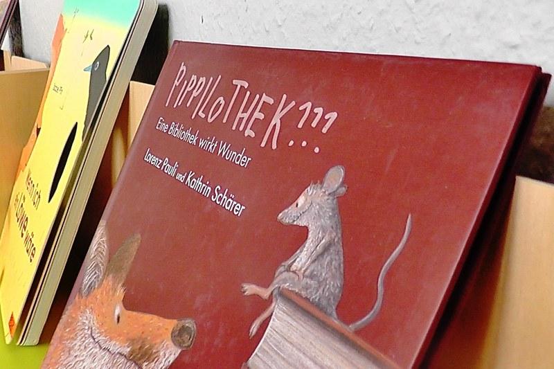 Vorlesegrüße aus der Kita-Bibliothek