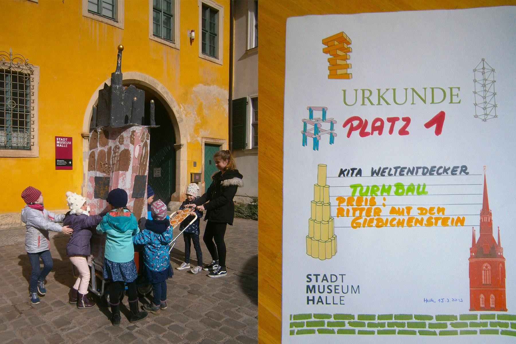 Wettbewerb Stadtmuseum Halle 5