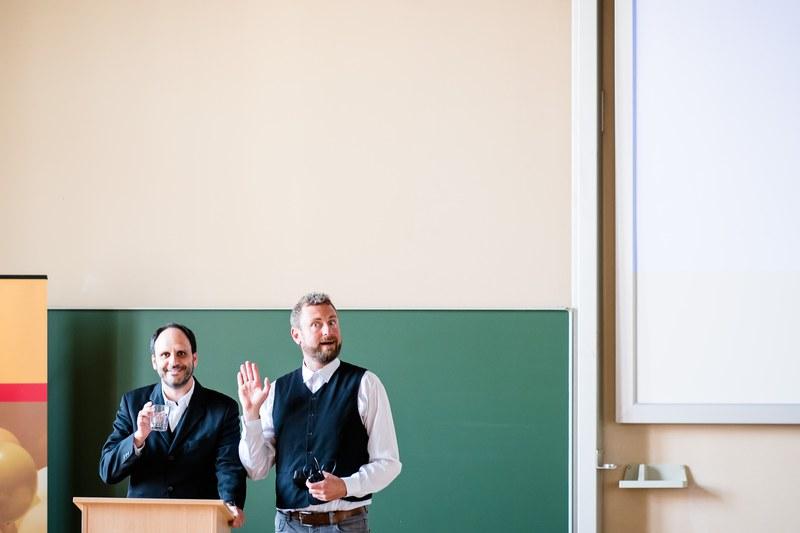 """Martin Kreusch: Klangperformance """"Basically we can!"""""""